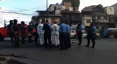 Misteriosos paquetes causan conmoción en la capital de Honduras
