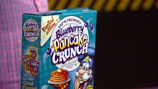 'Spoons' dives into Cap'n Crunch Blueberry Pancake Crunch