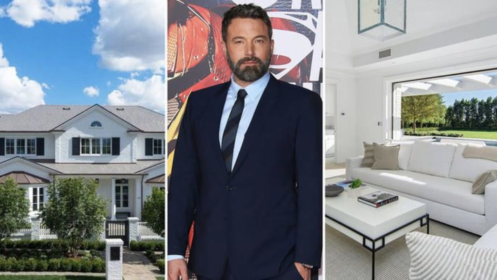 Ben Affleck Goes Big? Batman Reportedly Buys $20M Home