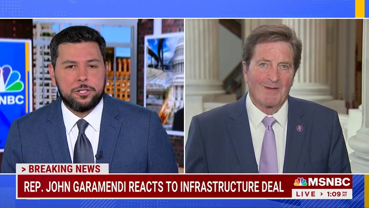 Garamendi: If GOP Doesn't Support Dem Voting Bill They Will Be Branded 'Jim Crow Party of This Century'