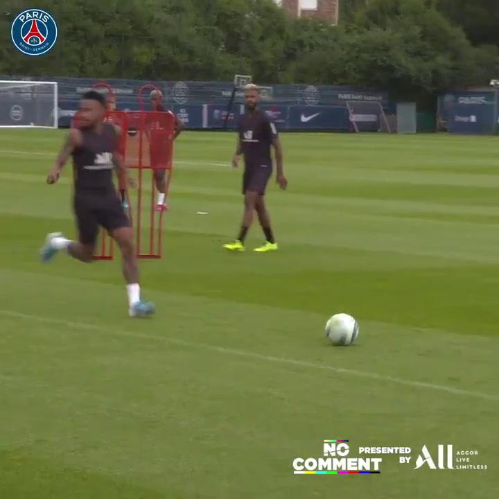 Neymar, fuera de la lista de convocados del PSG