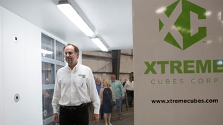 Unveiling of the Xtreme Opti-Clean Cube – Video