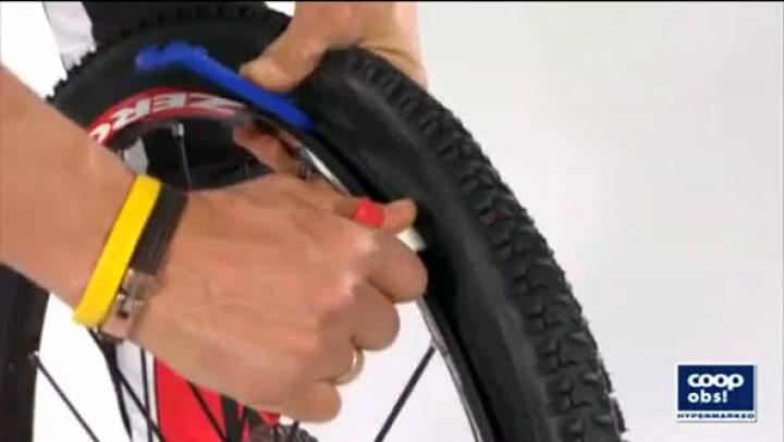 Sykkeltips: Hvordan takle punktering