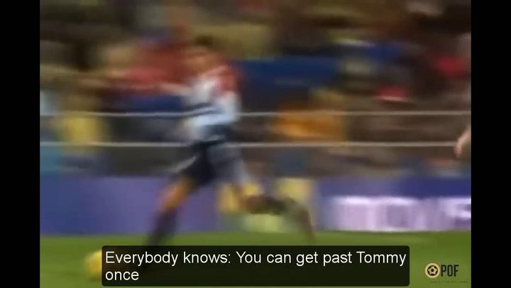 Thomas Gravesen, el 'ogro'' del Real Madrid y su icónica 'Gravesinha'