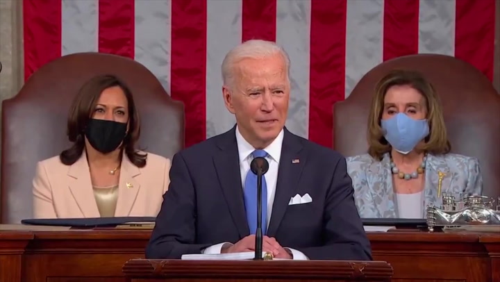 Joe Biden says US has power to 'end cancer'