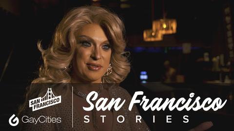 SAN FRANCISCO STORIES: D'arcy Drollinger