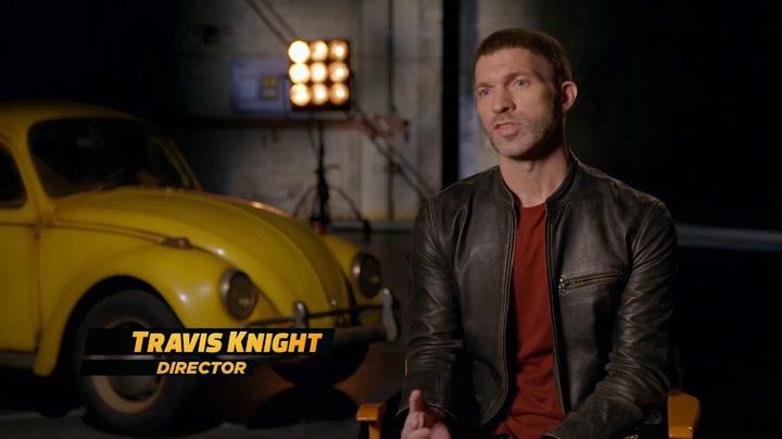 Director Travis Knight