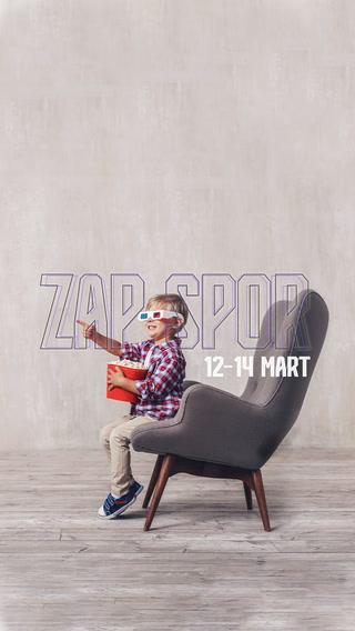 Zap Spor / 12-14 Mart