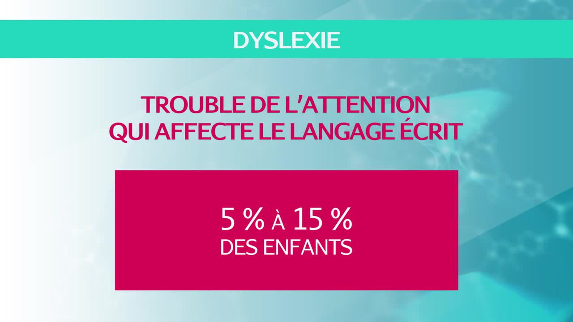 Dyslexie : symptômes, tests de dépistage et traitement