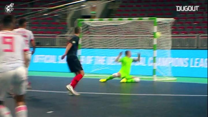 Espanha campeã europeia de futsal sub-19 em 2019