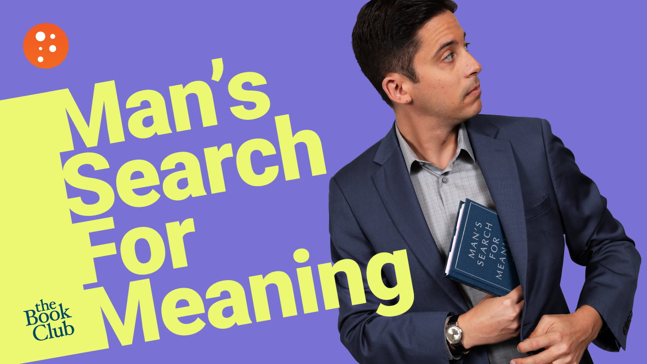 Dennis Prager: Man's Search for Meaning by Viktor Frankl