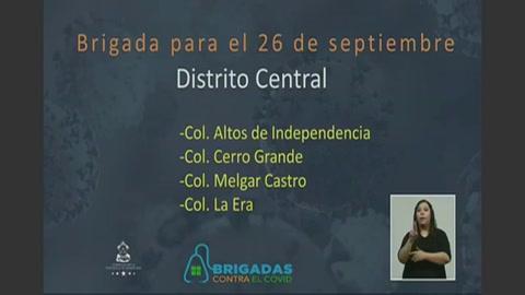 Honduras reporta 647 nuevos contagiados por covid-19