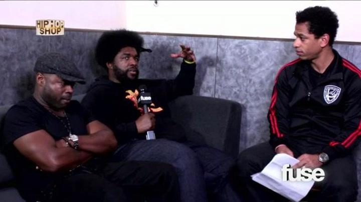Shows: Hip Hop Shop: The Roots Break Down Their New Album 'Undun'