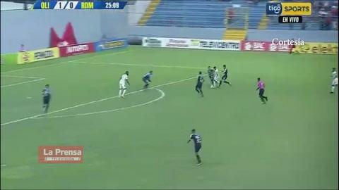 Olimpia 2-1 Real de Minas (Liga Nacional)