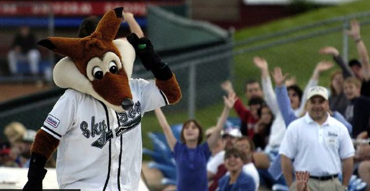 Colorado Springs Sky Sox to change name