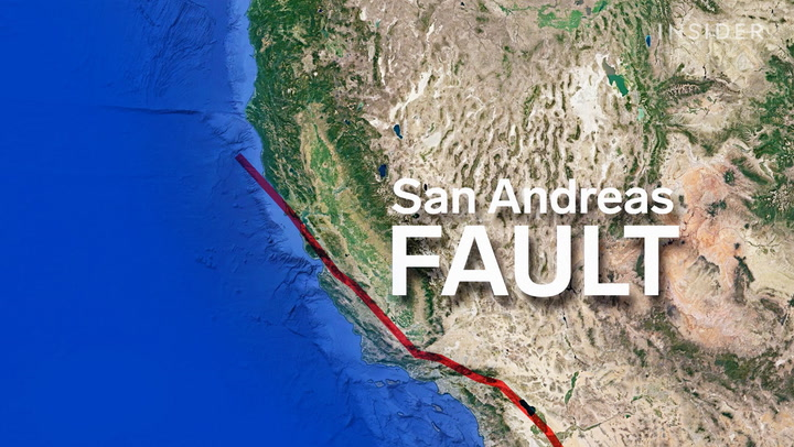 Southern California hasn't had a big earthquake since 1857. Here's what would happen if a mega earthquake hit California.
