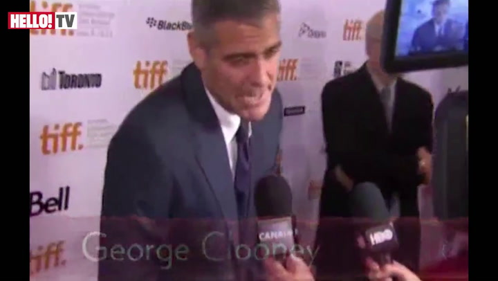 George Clooney premieres his political thriller \'The Ides of March\'