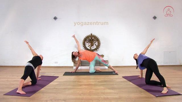 Yoga-Quickie