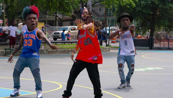 Big Freedia's DJ & Dancers Form Rap Trio: Mile Hi's 'Y U Jumpin?' Music Video