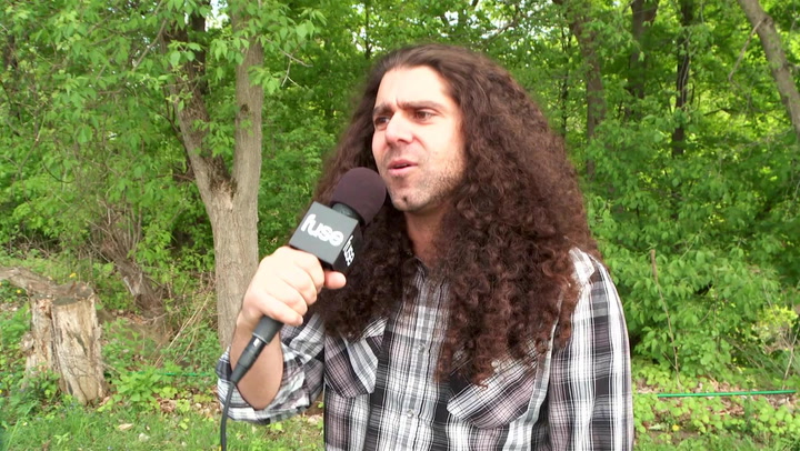 Coheed and Cambria's Claudio Sanchez Remembers His First Concert Gig