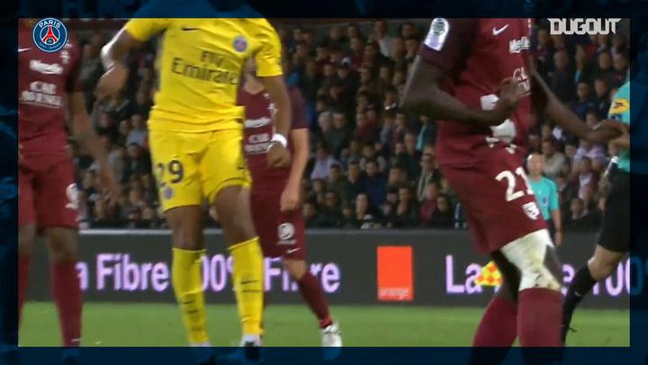Kylian Mbappé: 100 goals for Paris Saint-Germain - Dugout