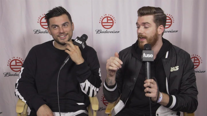 Adventure Club Say Their Only Fight Was Over McDonald's Coffee