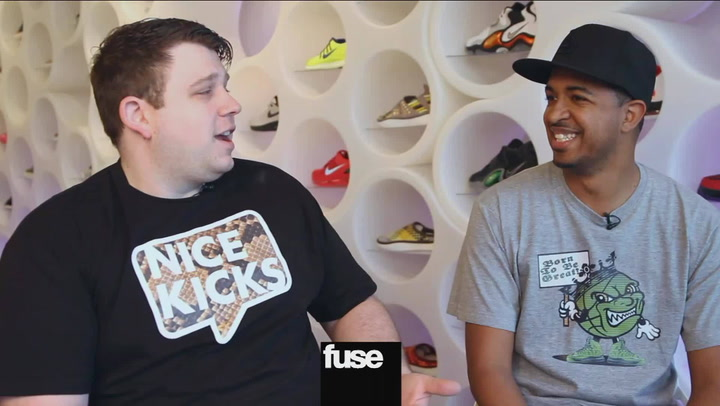 Interviews: Sole Searching: Founder of Austin, TX's Nice Kicks Talks Shoes