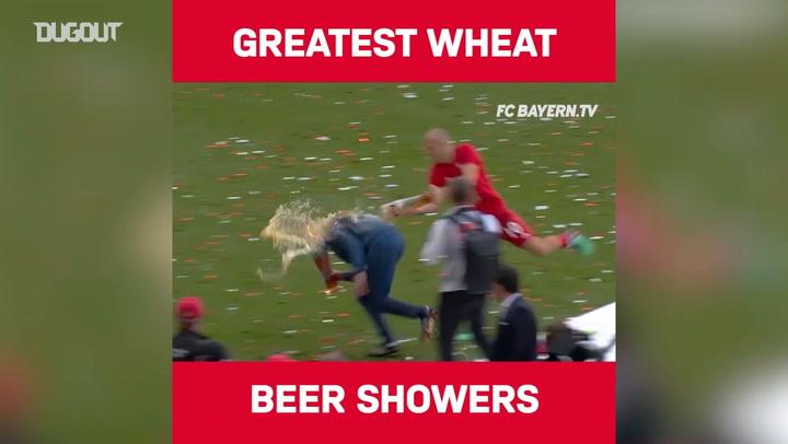 Best beer shower celebrations