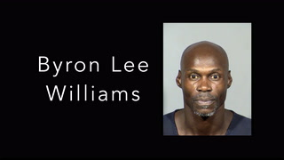 Byron Williams Dies while in Custody – VIDEO