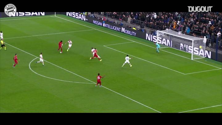 Serge Gnabry'den Spurs'e Karşı Dört Gollü Şov