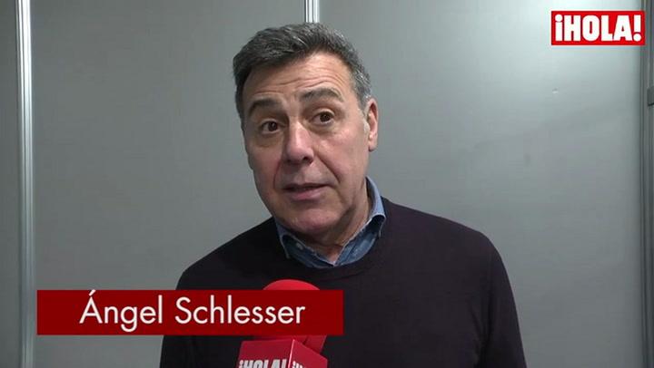 Ángel Schlesser: \'Hemos hecho una colección ecléctica con silutetas muy depuradas\'