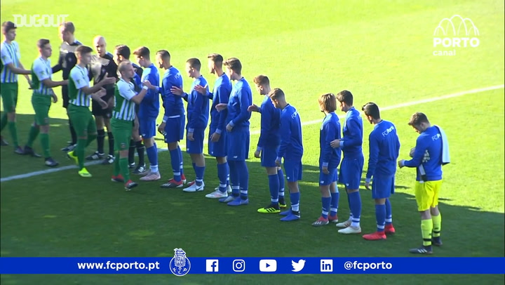 Highlights U17: FC Porto 2-1 Rio Ave
