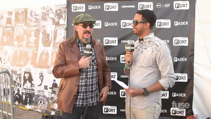 SXSW 2014: Les Claypool Talks Children's Cancer Association Set at SXSW