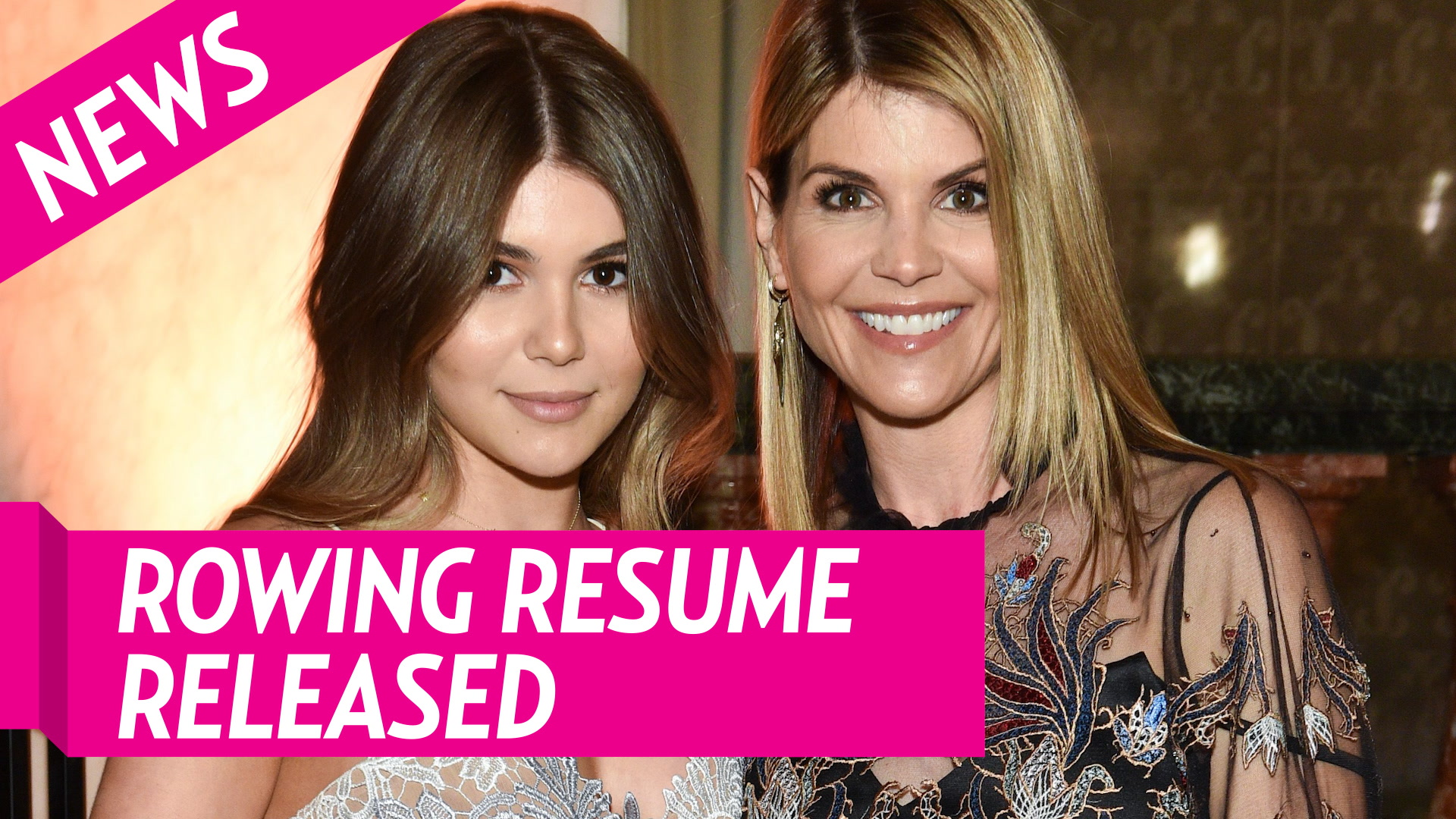 Lori Loughlin S Daughter S Rowing Resume Released By Prosecutors
