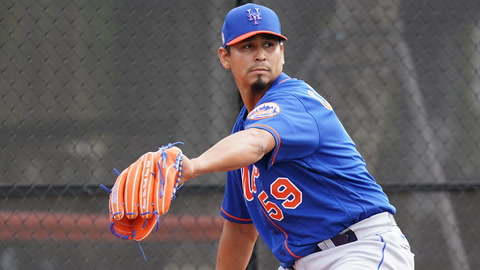 How big of a boost can Carlos Carrasco be to the Mets starting rotation?