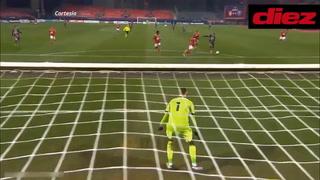 ¡El primero es un golazo! Así fue el doblete de Kylian Mbappé en la victoria del PSG en Copa ante Stade Brestois