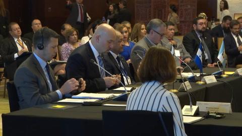 EEUU pide cooperación contra la migración irregular