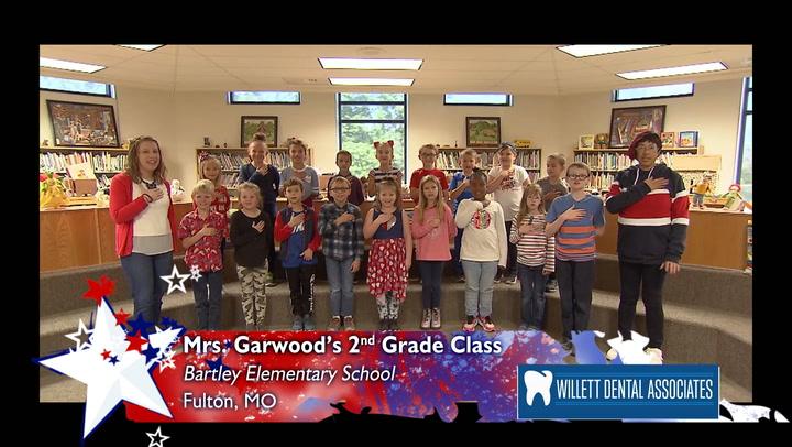 Bartley Elementary - Mrs. Garwood- 2nd Grade
