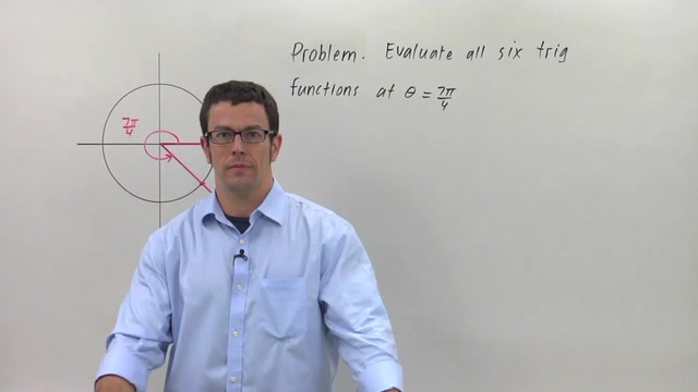The Reciprocal Trigonometric Functions - Problem 1
