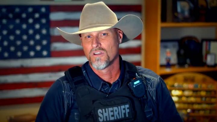 'We believe in America, and freedom': Arizonan sheriff refuses to mandate vaccine