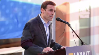 The Right Take: Laxalt visited a crisis pregnancy center