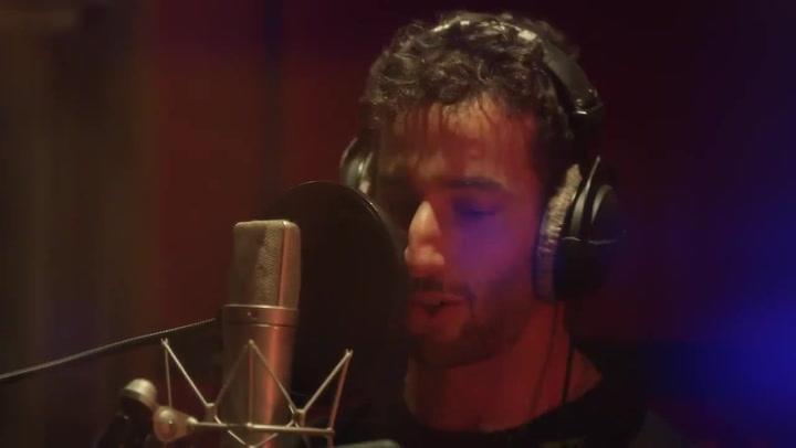 El 'making of' de la canción que han grabado Lando Norris y Daniel Ricciardo