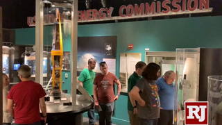 National Atomic Testing Museum hopes to move to a larger space in downtown Las Vegas