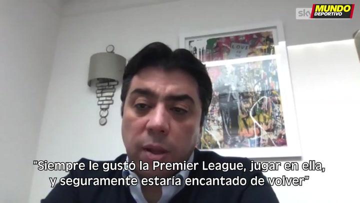"""""""A Coutinho le gustaría volver a la Premier"""""""