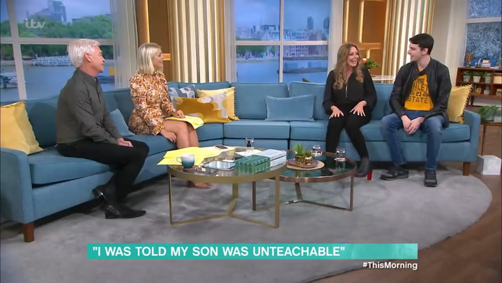 Phillip Schofield comments on Carol Vorderman\'s decision to send son to school that costs £11k per term