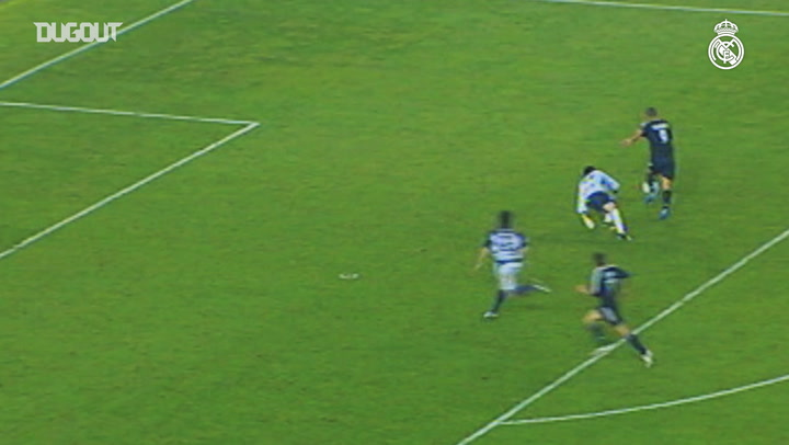 El doblete de Ronaldo Nazário contra la Real Sociedad