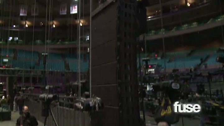 Fuse Presents: Jingle Ball: Best of Behind The Scenes