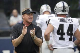 Vegas Nation: Raiders begin roster cuts before Saturday deadline