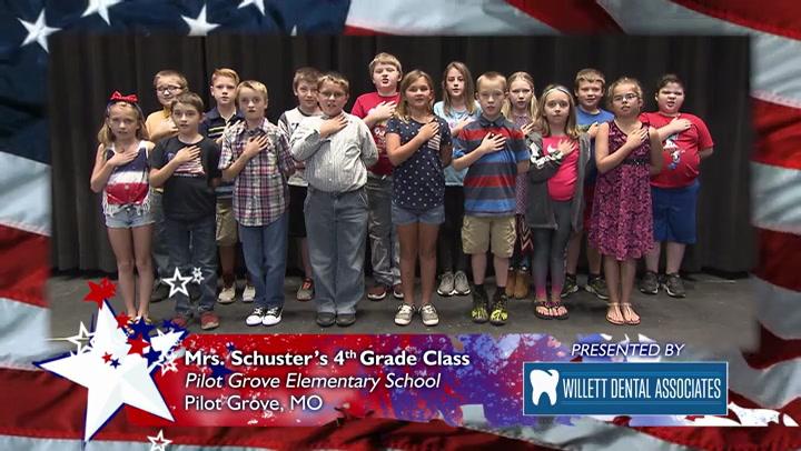 Pilot Grove C-4 Elementary - Mrs. Schuster - 4th Grade