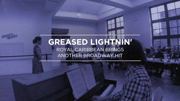 Greased Lightnin'  Royal Caribbean Brings Another Broadway Hit